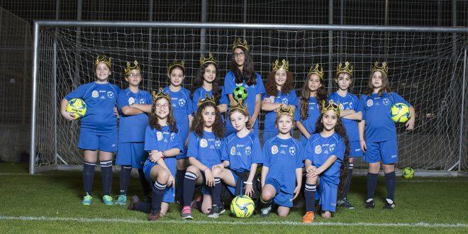 בנות הקבוצה (צילום: דוינה פיינברג זגורי)