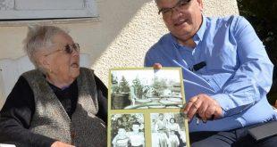 ראש העיר מגדל העמק מעניק חום ואהבה לקשישה מהעיר