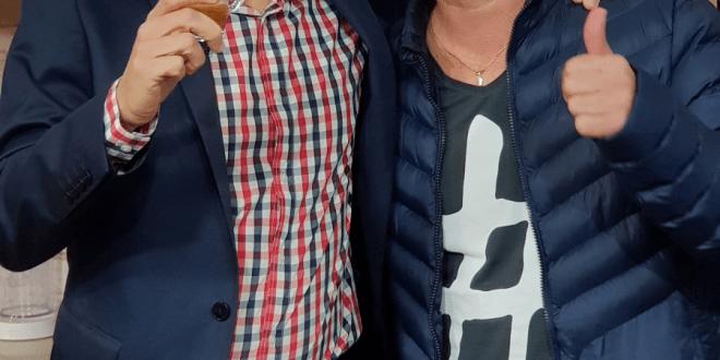 אברי גלעד ואבי אזולאי