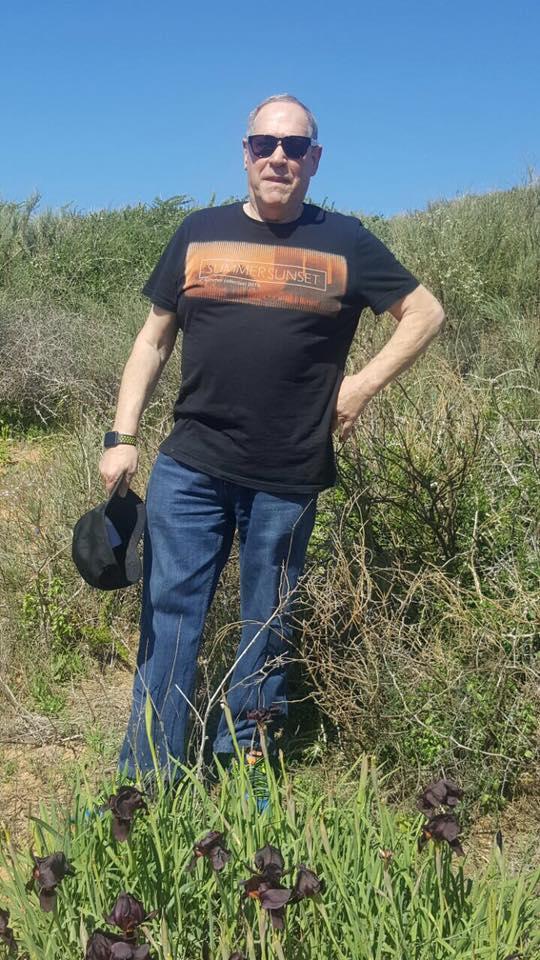 דני נוימן צילום עצמי