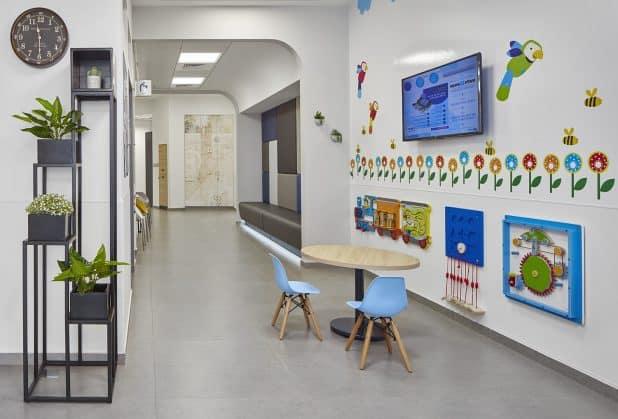 מרפאה חדרה 2 תמונה מרפאה חדרה2 צילום סטודיו שי גיל