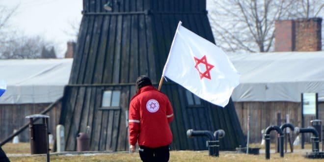 משלחת נוער מדא לפולין 2018 - צילום איילה סמוטריץ' דוברות מדא