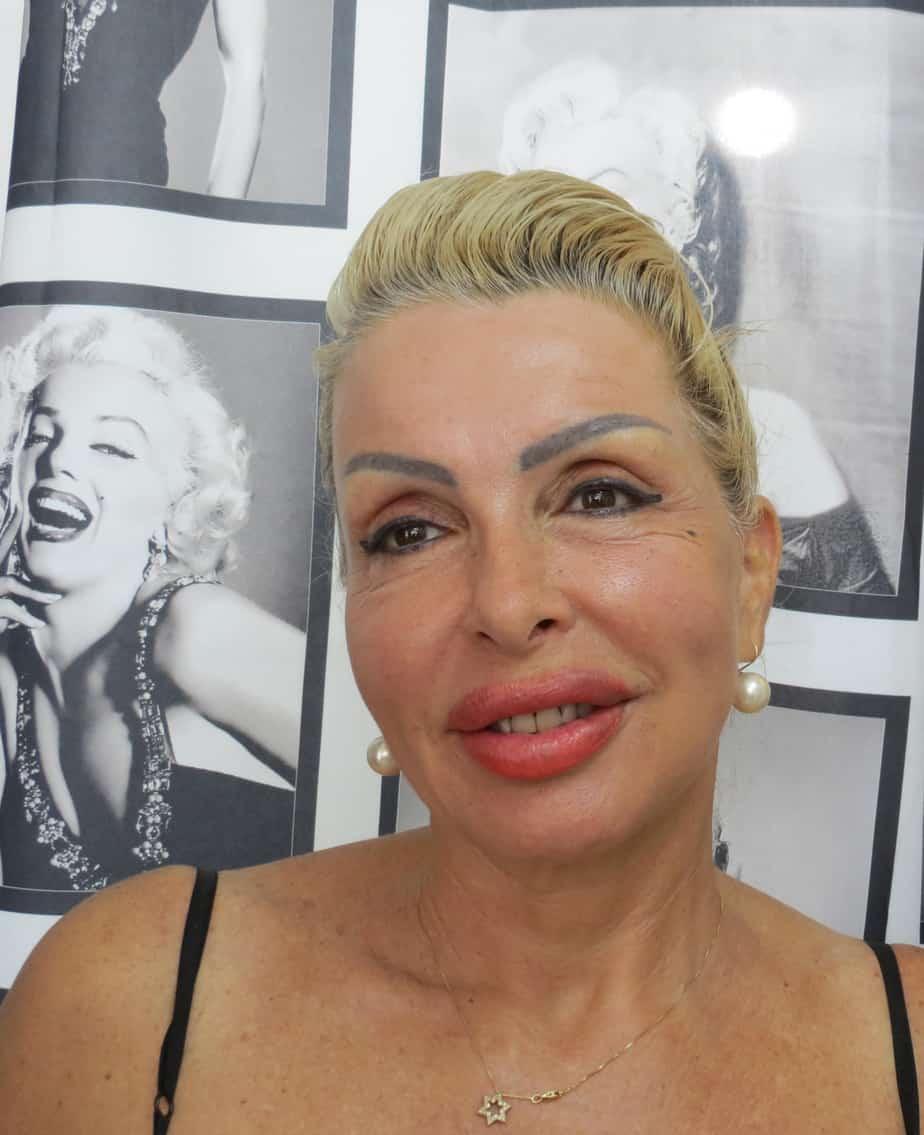 רונית מונרו צילום ברמן
