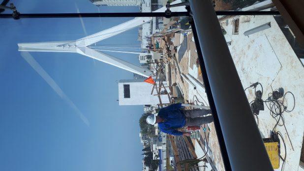 גשר המיתרים השבוע צילום: רותם כבסה