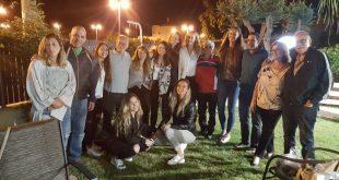 מסיבת הסיום של הקבוצה, (צילום: גדעון רוזנשטיין)