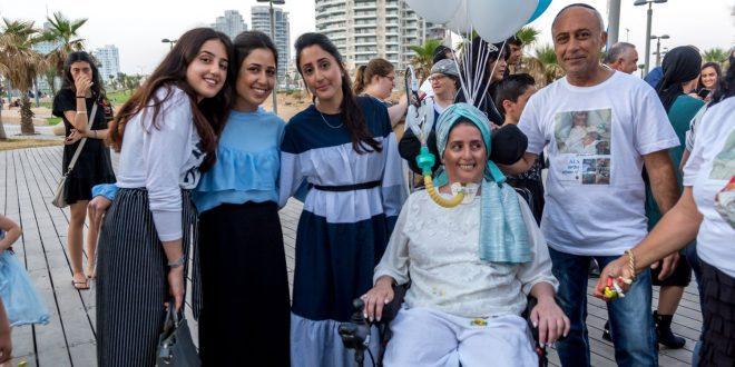 מרים והבנות והבעל צילום ערן עפרוני