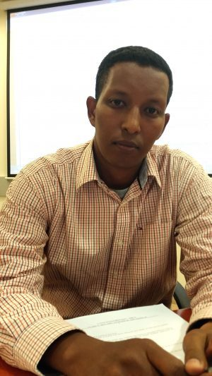 """פורש מ""""למען נתניה"""" לרשימה אתיופית. דניאל מהרט צילום רותי ברמן"""