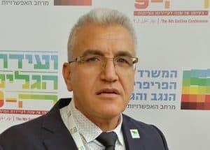 דר סלמאן זרקא צילום יעל שביט