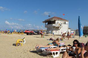 חוף סירונית צילום רותי ברמן