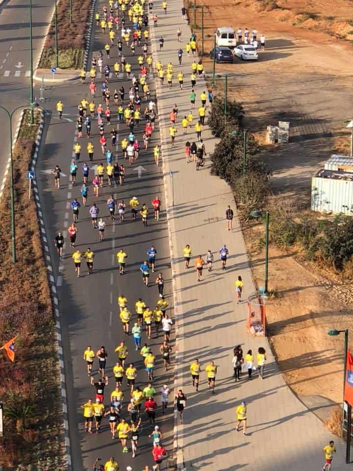 מרוץ סולגאר צילום רחל דה בוטון