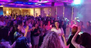 חתונה אמש באולמי האופרה בנהריה (צילום: רוית כהן)