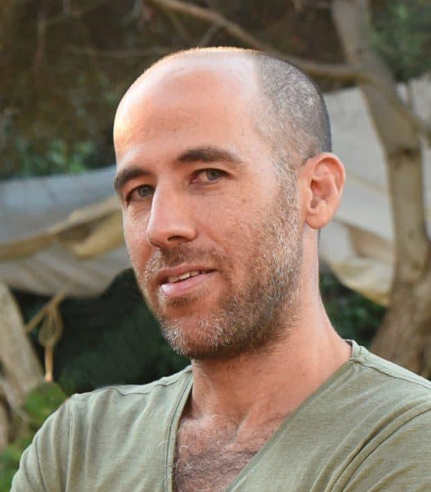 אסף סבן צילום יאיר פרידמן