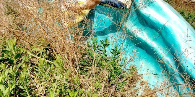 הגולש מרוסק צילום: פרטי