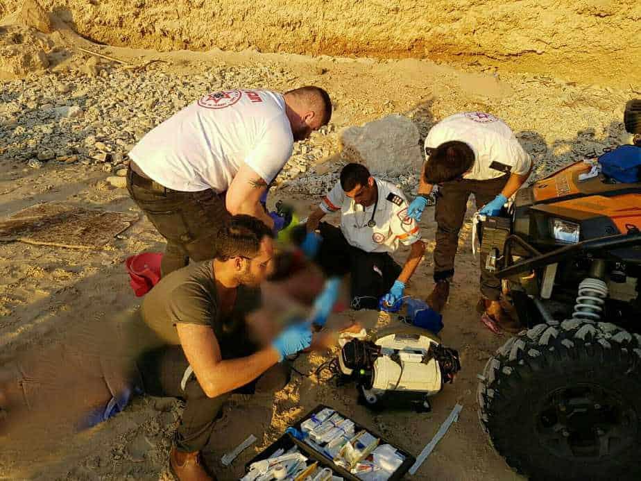 צילום מרצ'ביאק מבצעים מדא