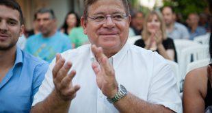 אבי רוטמן, פתיחת מסע הבחירות. צילום: דורון גולן
