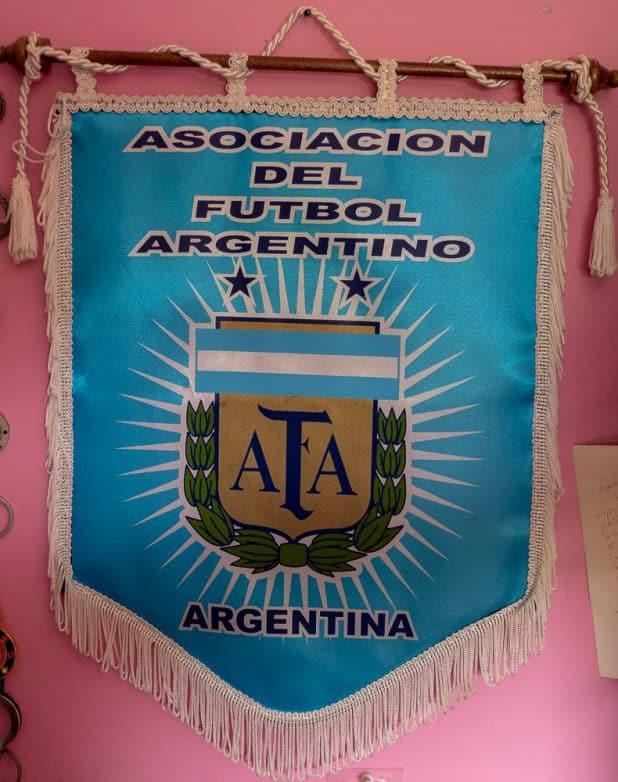 חבר איגוד הכדורגל הארגנטינאי