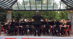 תזמורת הנוער בהופעה. צילום: דוברות העירייה