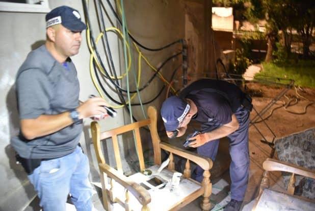 פעילות למעצר סוחרי סמים. צילום: דוברות המשטרה