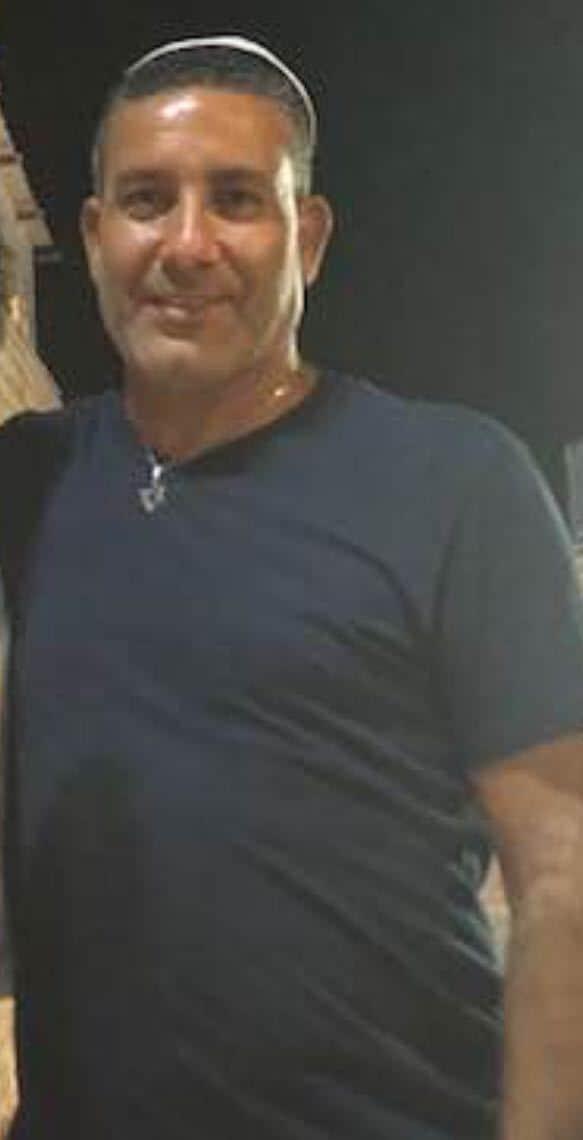 אבי כהן (צילום עצמי)