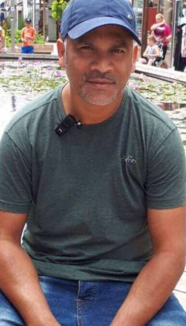 אילן אוסקר (צילום עצמי)