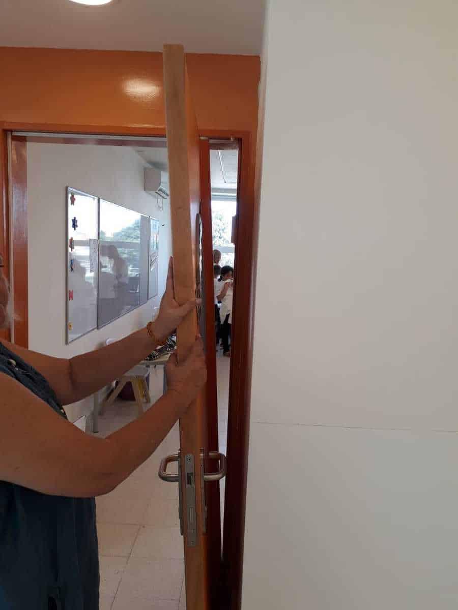 דלת שנפלה בהלל צור
