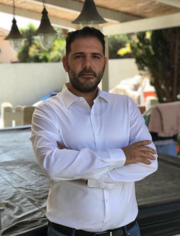 כפיר סרוסי (צילום עצמי)