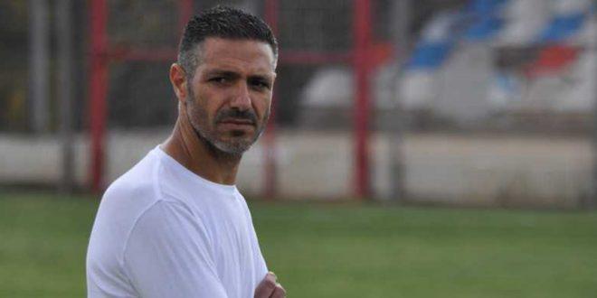 מאמן אלי מזרחי (צילום חגאג רחאל)
