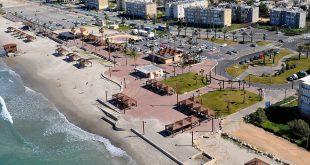 חוף נאות קרית חיים ( צילום: דוברות עיריית חיפה)