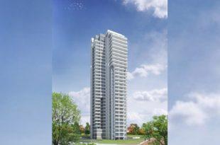 פרויקט מגדל הצוק בשכונת הצוק בנתניה של קבוצת לוינשטין וחברת מגיל פיתוח - קרדיט 3Ddesign (2)