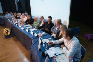מועצת העיר קרית ביאליק, ישיבה חגיגית. צילום: דורון גולן