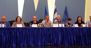 ישיבת המועצה השבוע בית יד לבנים (צילום: רותם כבסה)