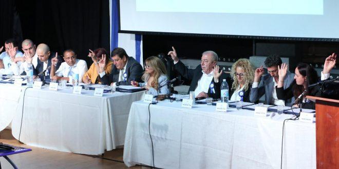 מועצת עיר קרית ים. צילום: דוברות העירייה