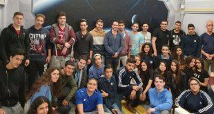 תלמידי מכמ אש במעבדת מחקר ופיתוח לנוער במכללה האקדמית להנדסה בראודה (2)
