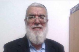 הרב יצחק קדוש (צילום פרטי)