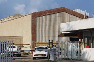 """40 אלף קו""""ב אזבסט. מפעל איתנית (צילום: רותם כבסה)"""