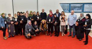 נשות המיזם עם משה דוידוביץ, גלי רז, לירון שוסטרמן ולדועא סוידאן | צילום: RITVO PHOTOGRAPHY