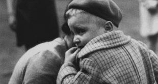 """תמונה מהסרט """"גטו"""", מתוך ארכיון הסרטים הגרמני"""