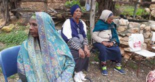 מהפעילות בכפר הנוער (צילום: פרטי)