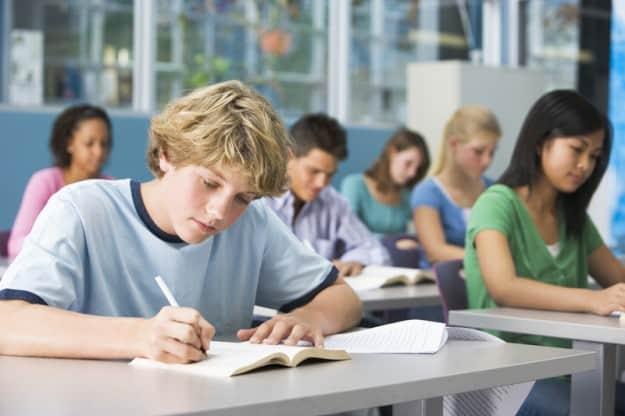 בני נוער במבחן אילוסטרציה
