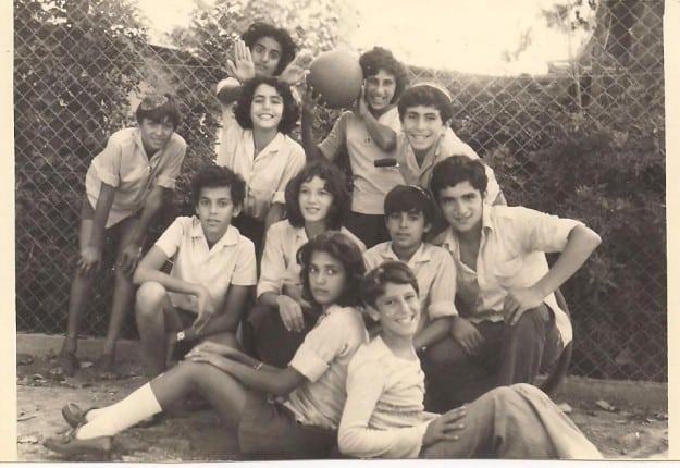 """60 שנה לבית ספר רמב""""ם"""