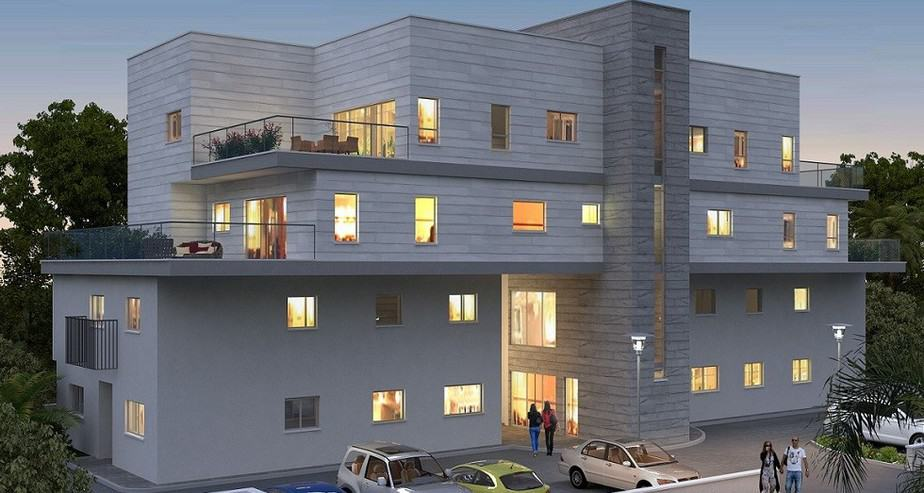 פרויקט המגורים ברחוב בעל שם טוב