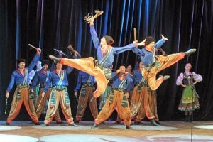 הלהקה הלאומית של הקוזאקים