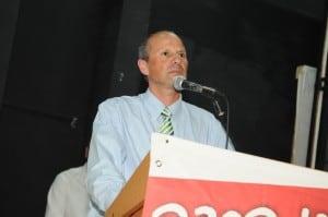 ראש עיריית עפולה אבי אלקבץ (צילום: קרן אקריש)