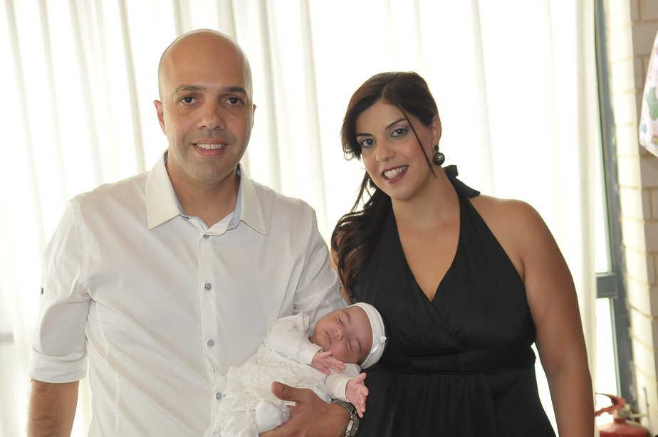 הילה, אסף ושילי גמליאל