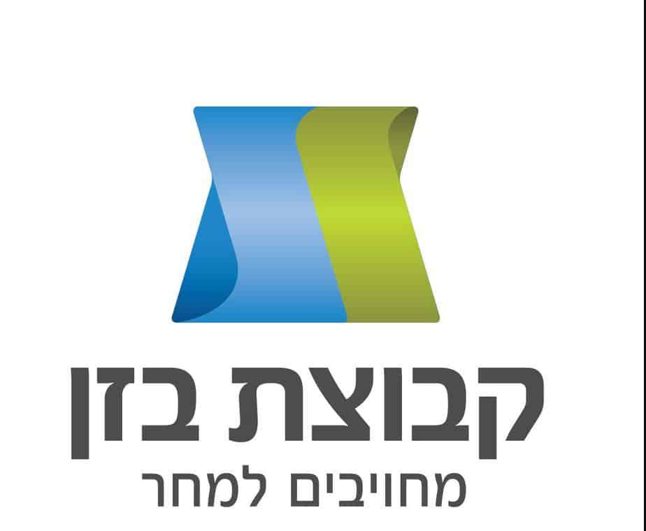 הלוגו החדש של בזן