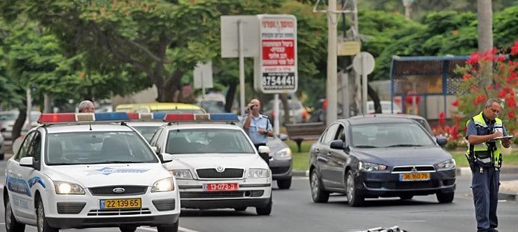 תאונת דרכים בקרית מוצקין