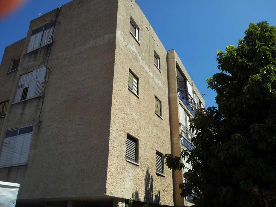 הבניין ברחוב ביאליק 3