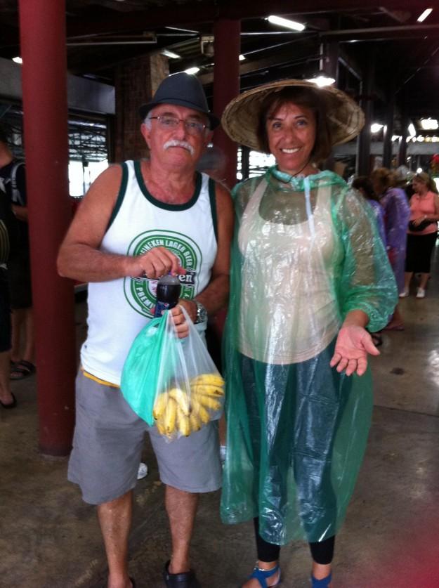 הסתיימו עלילות גורן בתאילנד. קובי ואילנה