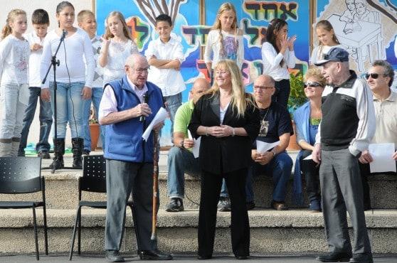 75 שנה לבית הספר אחדות