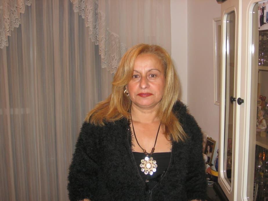 לליאנה גנני  (צילום: עזרא גנני)